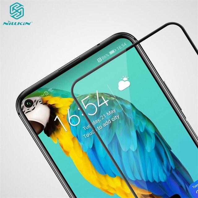 Dành cho Huawei Honor 20 20S Kính Cường Lực Tôn Vinh Honor 20 Pro Kính Cường Lực Pro Glass Nillkin CP + PRO Chống Nổ Full tấm Bảo Vệ màn hình Cho Huawei Nova 5T