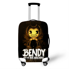 18-32 Inch Bendy Elastic Luggage Protective Cover Trolley Suitcase Protect Dust Bag Case Travel Accessories rerekaxi travel elastic luggage cover suitcase protective shell trolley case dust cover 22 28 inch travel accessories
