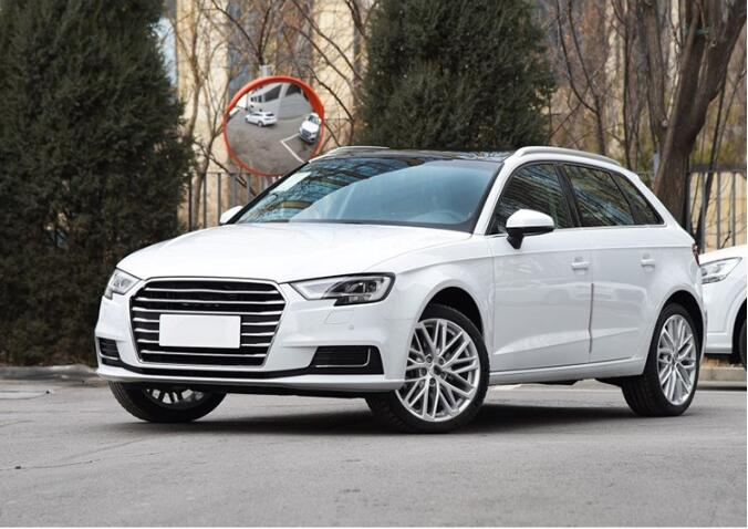 High Quality Aluminum Alloy Car Roof Rack Rails Bars Luggage Carrier Rack For Audi A3 Sline S3 RS3 Hatchback  2013-2021