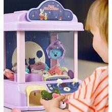Mini muñeca de música de Mickey para niños, juguete de DIY para muñecas recargable con diseño de unicornio, con diseño de máquina eirónico