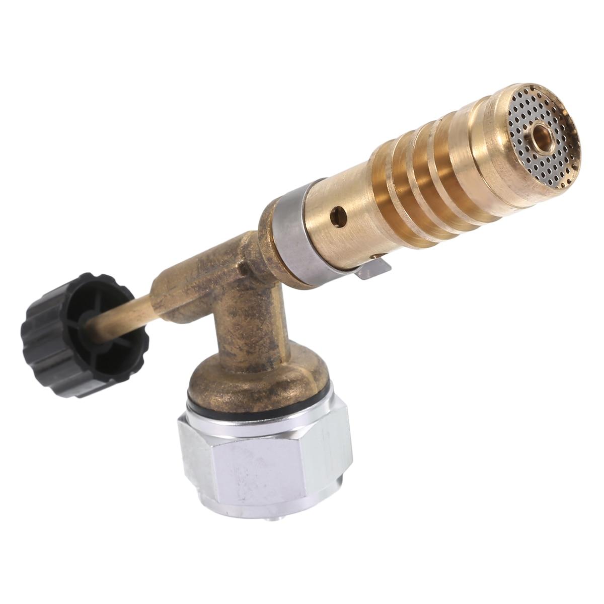 Новый латунный mapp-газ факел пайки пропан сопла прочная Сварка нагревание горелки для американских МАПП цилиндров 135*45*25 мм