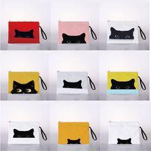 Blackhead bag cute cosmetic makeup bag travel zipper cosmetic pencil wallet organizer bag wallet handbag