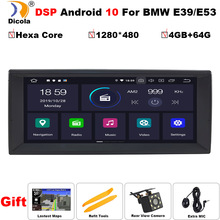 Multimedia-Player Car-Radio Android 5-Series Bmw E39 Navigation Px6 Dsp 64G 2003