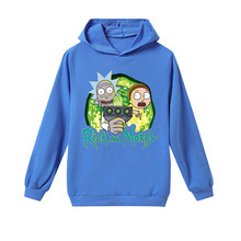Kids Baby Boy Girls Cartoon Hoodie Clothes Outfit