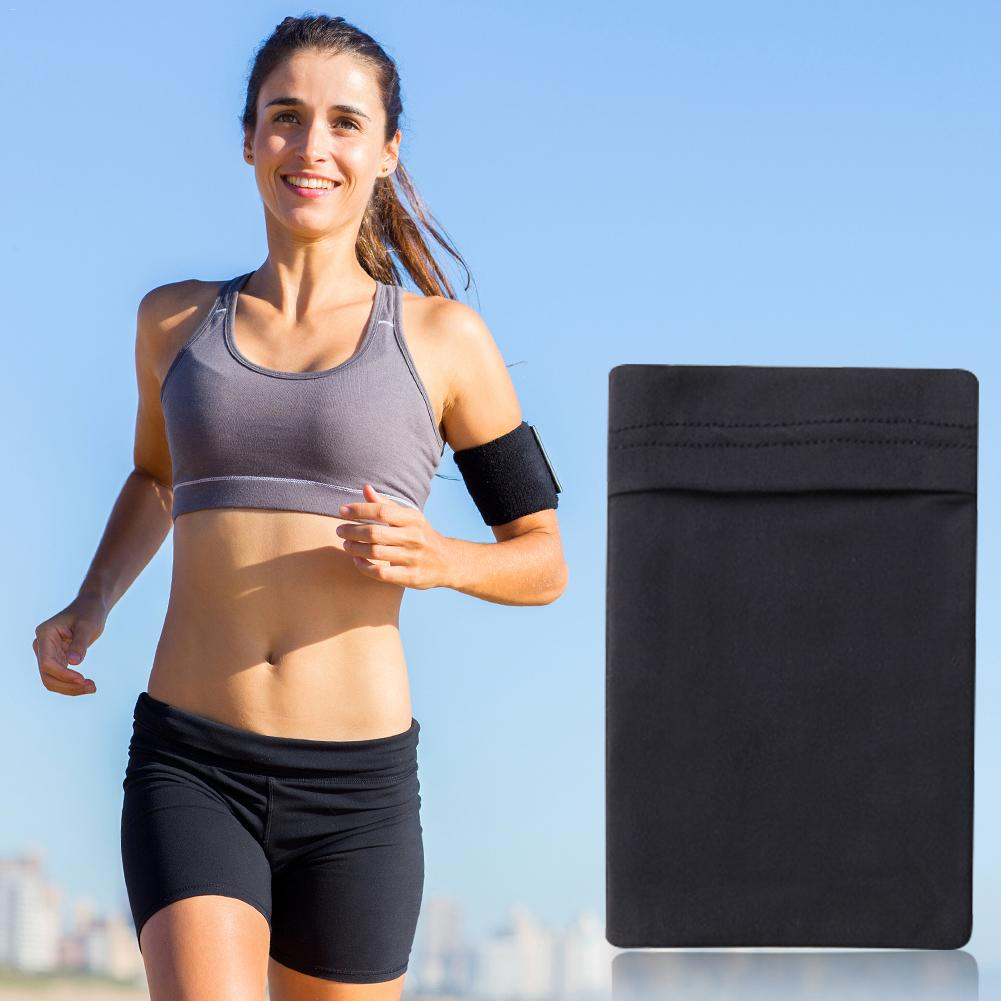 Sports Running Armband Bag Case Cover Running Arm Band Bags Universal Sport Cell Phone Key Money Holder Outdoor Sport Arm Pouch