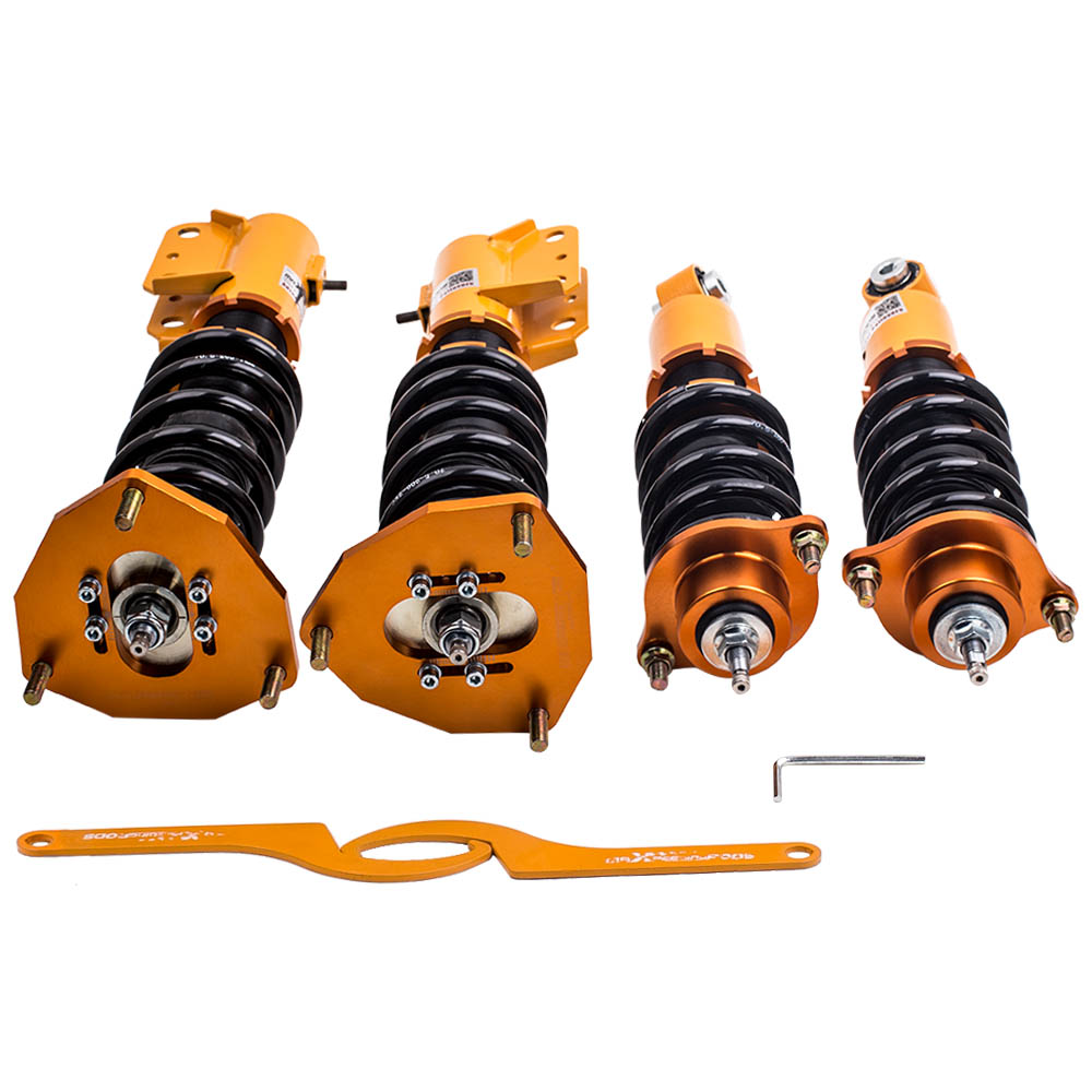 Coilover Coilovers for <font><b>Mitsubishi</b></font> Lancer Mirage 4G94/ <font><b>4G69</b></font> FWD 2003 2004 2005 2006 image