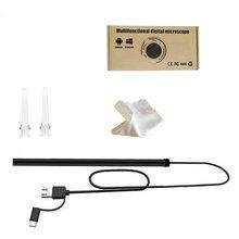 Инструмент для удаления ушного воска 3 в 1 usb отоскоп Ушная