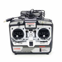 JTL-0904A 6CH RC Flight Simulator Support Realflight G7 Phoenix 5.0 XTR Remote Control Helicopter Fixed-wing Drone (MODE1)