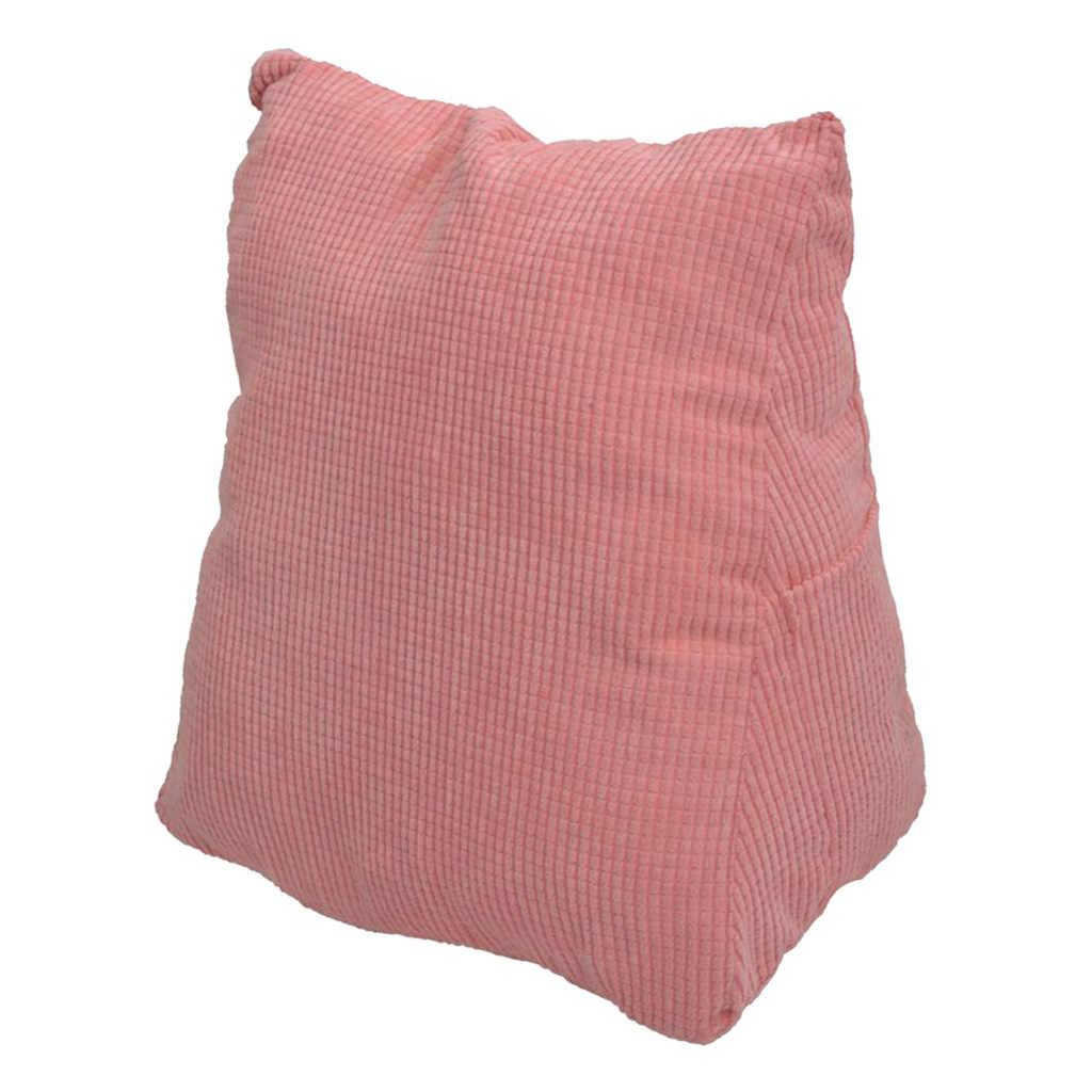 soft wedge cushion pillow chair