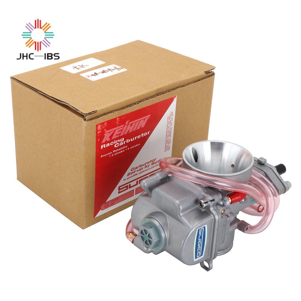 Universal para PWK 28 30 32 34 mm 2T 4T para Park Mikuni Carburador con poder Jet para Yamaha Suzuki Honda 75cc-250cc