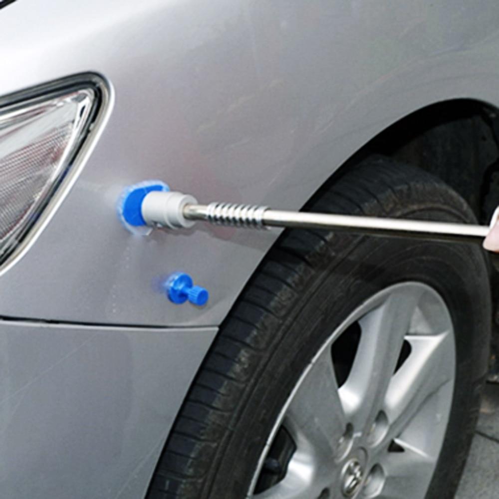 Auto PDR Tool Kit 10pcs/set Paint Dent Repair Tool Car Repair Tool Auto Body Dent Paintless Repair Dent Puller Plastic Glue Tabs
