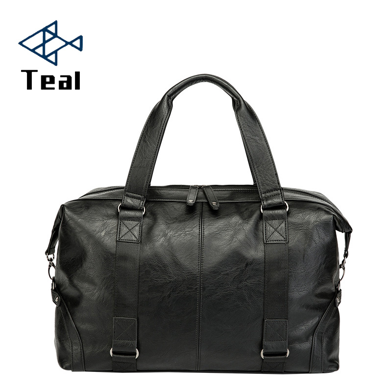 2020 New Men's Briefcase Men Business Bags Shoulder Bags Vintage Travel Totes Bag Large Capacity Business HandBag Bag