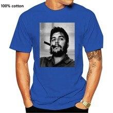 Che Guevara Kuba Fidel Castro Coole Vintage Foto T Hemd (9 Größen) druck T-shirt Harajuku Kurzarm Männer Top