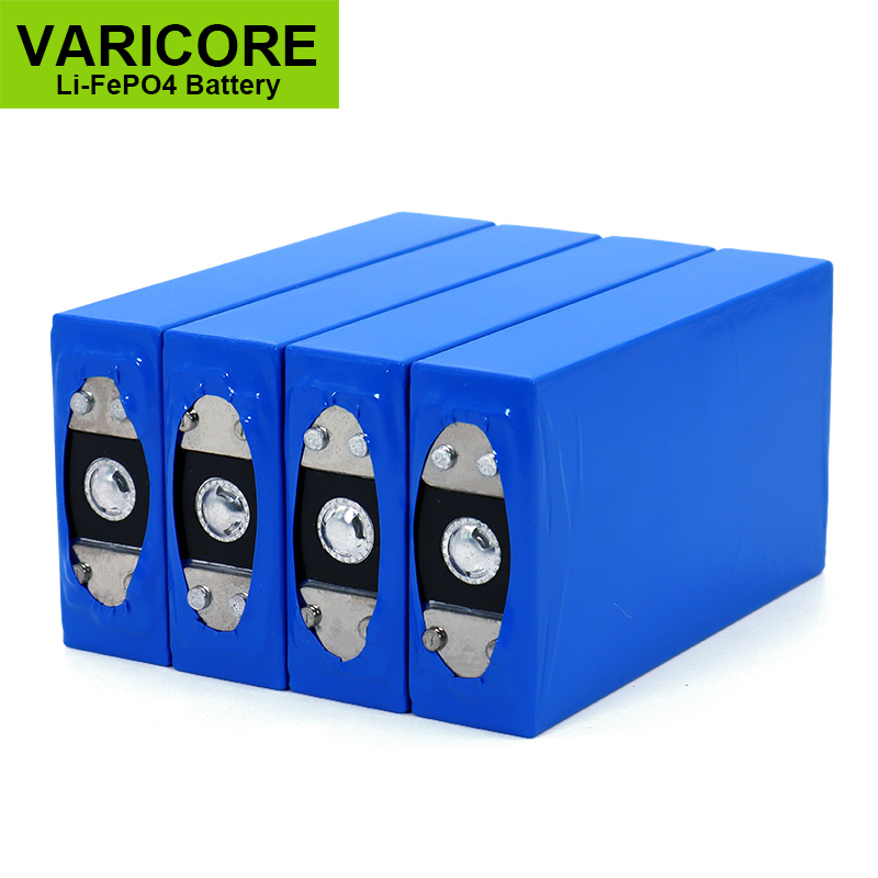 VariCore 3.2V 25Ah Battery Pack LiFePO4 Phosphate 25000mAh Motorcycle Electric Car Motor Batteries Modification