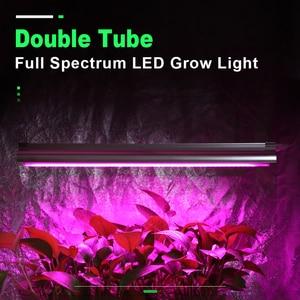 Image 5 - Lampe horticole horticole de culture intérieure, 100/LED W, spectre complet, éclairage pour culture intérieure, plantes, graines/floraison