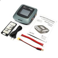 SkyRC T6X80 SK 100160 01 AC/DC Professionele 3.2in Touch Lcd scherm RC LiPo/LiFe/Lilon Batterij Balans Lader ontlader op