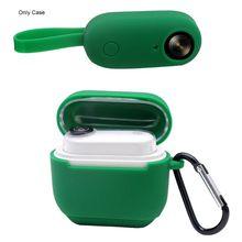 Зарядный чехол силиконовый защитный чехол для камеры для Insta360 GO аксессуары для экшн-камеры