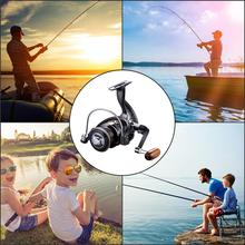Fishing Reel Metal Seawater Freshwater Baitcasting Spinning Fishing Spool for Left Right Hand  BK2000 Fishing Accessories
