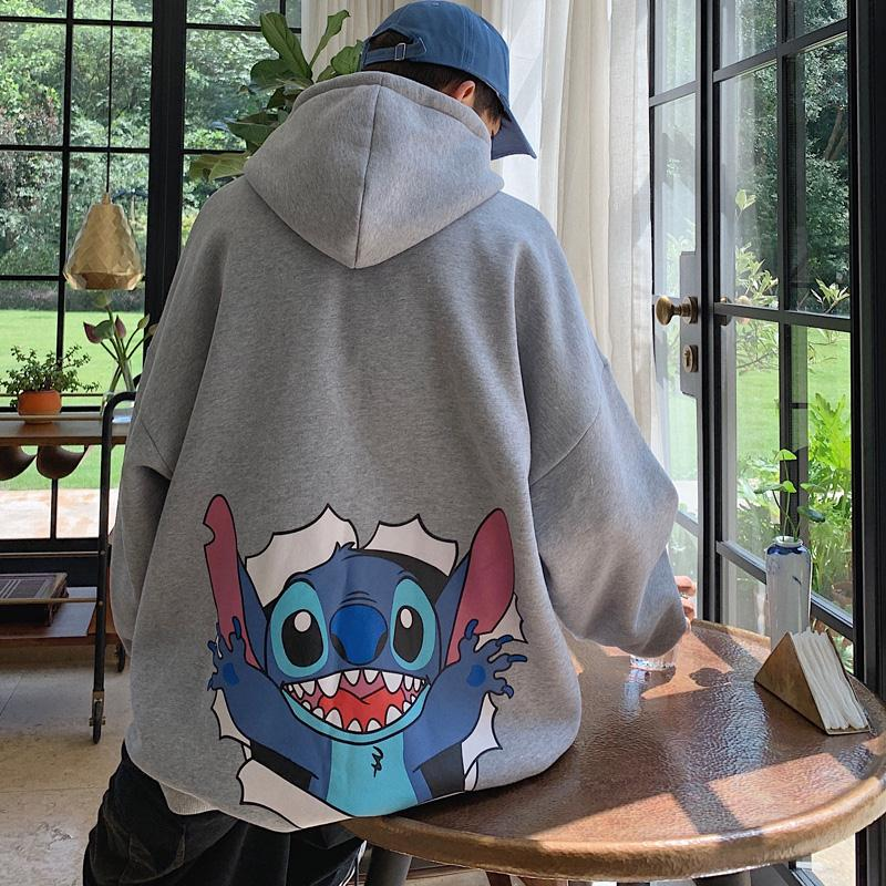 2019 Autumn And Winter, Men's Hooded Men's Hooded, Shidi, Hip-hop, Loose, Cecc, Loose, Cecc, And Lazy Wind.