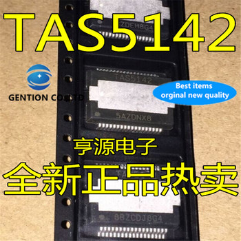 5Pcs TAS5142 TAS5142DKDR TSSOP36 Audio amplifier in stock  100% new and original