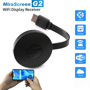 Image 4 - MiraScreen X7 G2 Car TV Dongle Receiver Wireless Wifi HDMI Miracast HDTV Display Stick for iPhone 11 For Huawei P20 ios Android
