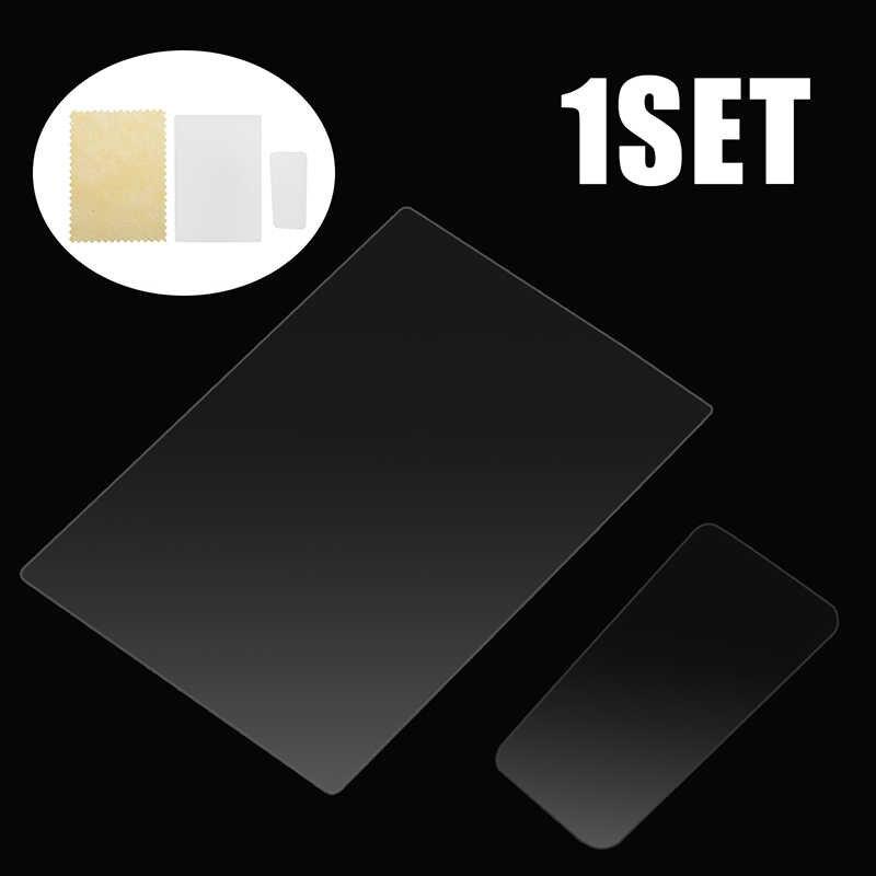 Mayitr واقي للشاشة عالي الجودة من البولي إيثيلين تيريفثالات شاشة LCD شفافة لكاميرا كانون EOS 70D 80D