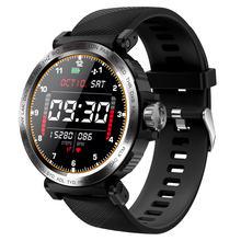 Смарт часы s18 с сенсорным экраном ip68 Водонепроницаемые мужские