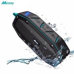 Image 1 - Altoparlanti Bluetooth esterno impermeabile portatile 10W Sound Box colonna musicale altoparlante Wireless altoparlante Subwoofer HD Bass Stereo Aux