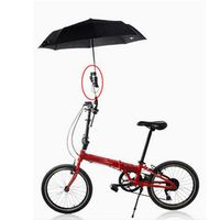 Bicycle umbrella stand stainless steel umbrella stand stand bicycle umbrella stand mountain bike umbrella