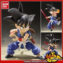 """BANDAI Tamashii Nations S.H.Figuarts (SHF) figurka Son Goku dzieciństwo wydarzenie ekskluzywna edycja kolorystyczna """"Dragon Ball"""""""