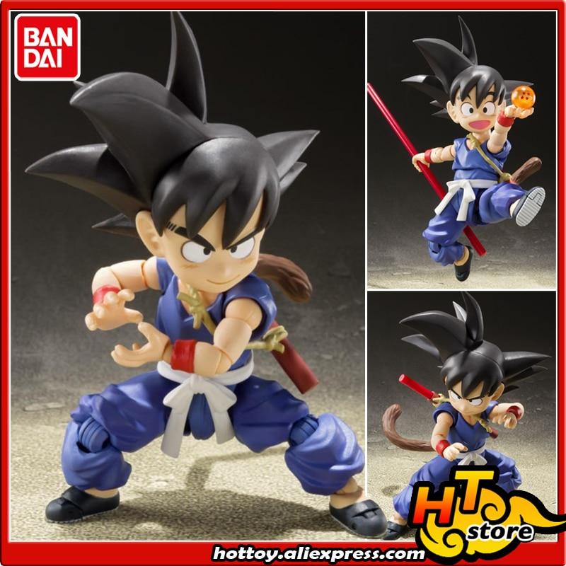 """BANDAI Tamashii Nations S. h. figuarts (SHF) Action Figure Son Goku ในวัยเด็ก กิจกรรมพิเศษสี Edition """"Dragon Ball""""-ใน ฟิกเกอร์แอคชันและของเล่น จาก ของเล่นและงานอดิเรก บน   1"""
