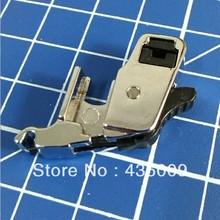 Бытовая швейная машина низкий пресс для хвостовика лапка оснастка на 7300F(XC3015051) прижимная лапка адаптер прижимная лапка держатель