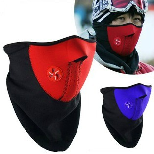 Autumn & Winter Warm Head Band Bicycle Equipment Windproof Protection Face Mask Warm Electric Motorcycle Face Mask 35G