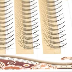 Image 3 - LAGEE 50 מקרי רוסית נפח ריס הרחבות Premade אוהדי False ריסים ריס חבילות בתפזורת איפור כלי