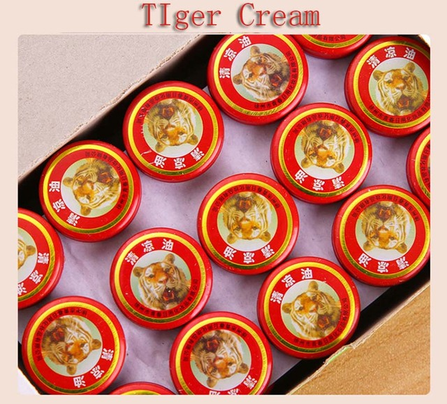 10pcs/lot Summer Cooling Oil Refresh Brain Tiger Balm Drive Out Mosquito Eliminate Bad Smell Treat Headache Chinese God Medicine 2