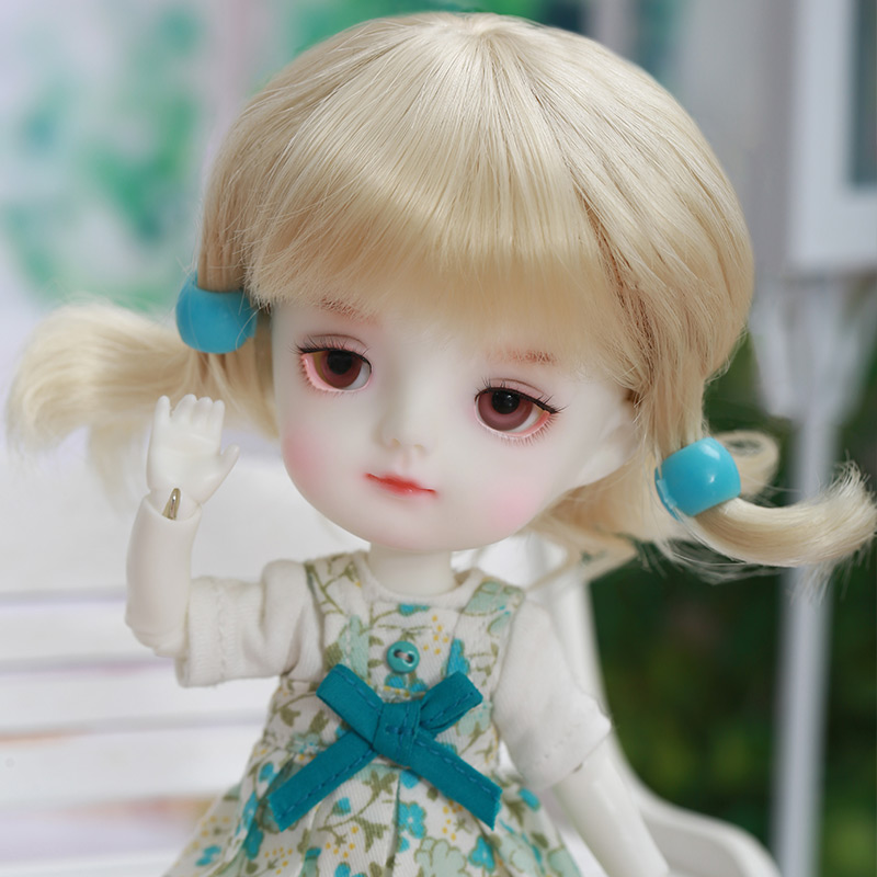 OUENEIFS Ming Secretdoll BJD SD Doll 1/8 Body Model Resin Figures For Children High Quality Mini Toys Fashion Shop Luodoll