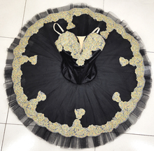цены Adult Black swan lake ballet tutu women professional performance stage costume Tutu dress for girls