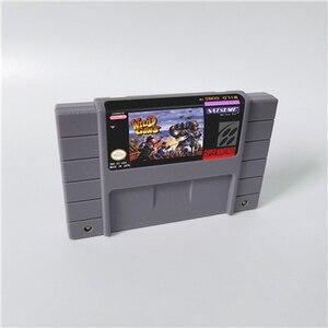 Image 1 - Wild Guns เกมการกระทำUSรุ่นภาษาอังกฤษ