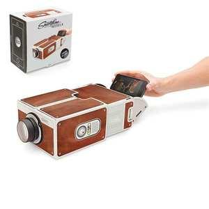 Smartphone Projector Protable Light Mini 3D No DIY Novelty