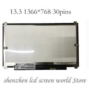 HB133WX1-402 B133XTN01.6 N133BGE-E31 N133BGE-EAB M133NWN1 R3 LP133WH2 SPA1 EDP Laptop LCD SCREEN 30pins