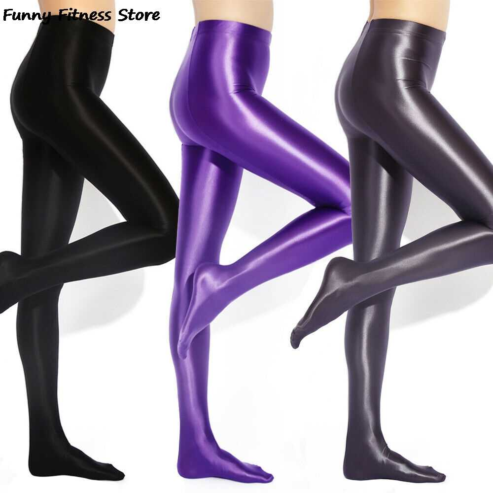 Helle Sexy Hosen Frauen Pole Dance Hosen Clubwear Hohe Taille Push-Up-Leggings Gym Yoga Workout Fitness Hose Sport Hose neue