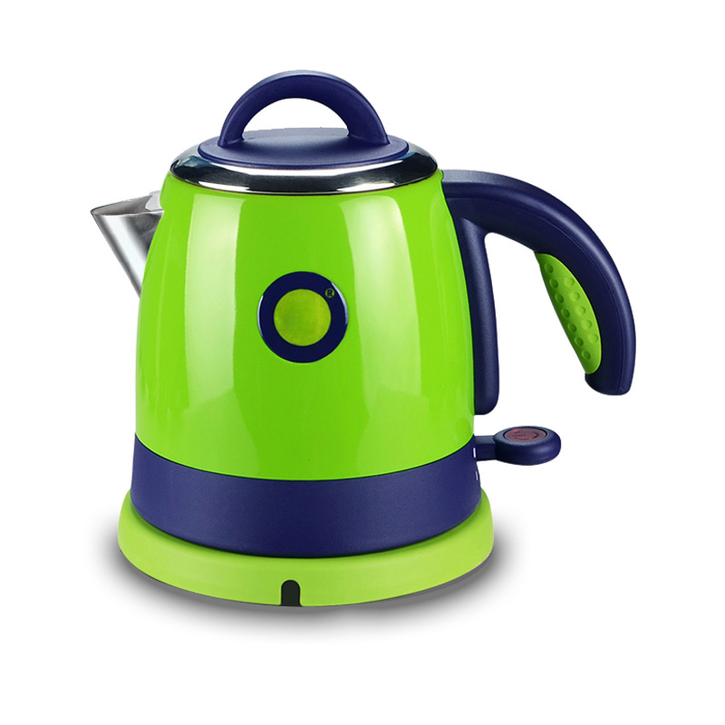 DMWD 0.8L Mini Electric Kettle Personal Water Heater 220V Travel Portable Teapot Automatic Power-off Anti-dry Burning