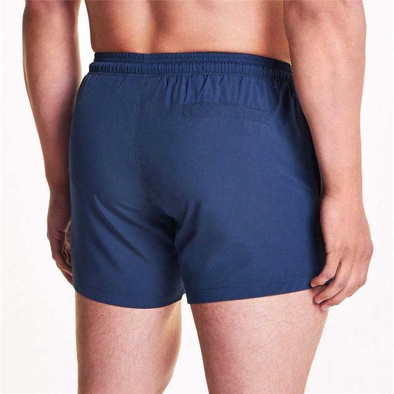 Мужские спортивные шорты мужские шорты для фитнеса, бега, быстросохнущие тренировочные шорты для спортзала, спортивные шорты 2020, повседневные тонкие