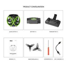 Portable Headless Mode RC Quadcopter FQ26 WIFI FPV 6 Axles Gyro Drone With 0.3 Megapixel Camera Universal RC Model(China)