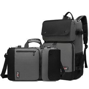Image 1 - Iş sırt çantası erkek Su Geçirmez Oxford Crossbody Çanta 17 inç Bilgisayar Dizüstü Bilgisayar Çantası Açık Dayanıklı seyahat sırt çantaları XA277ZC