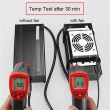 Para niu n1s/m1/u1/m + u + scooter elétrico carregador elétrico ventilador de refrigeração silencioso ventilador eua modificado acessórios