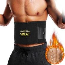 Waist Trainer Neoprene Sweat Shapewear Body Shaper Women Slimming Sheath Belly Reducing Workout Trimmer Belt Corset Girdle