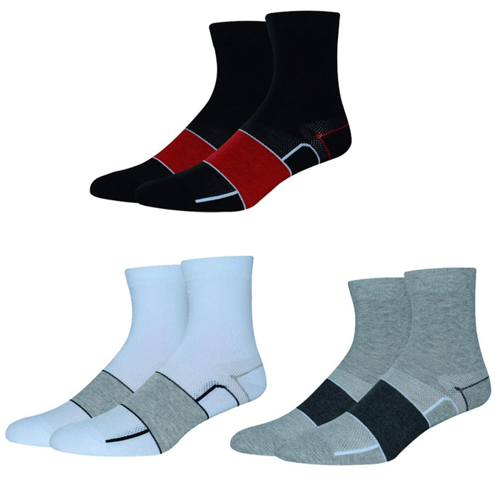 Bicycle Cycling Socks Hiking Socks Breathable Coolmax Men Breathable Sport Running Knee-High Socks Outdoor Sport Basketball Sock