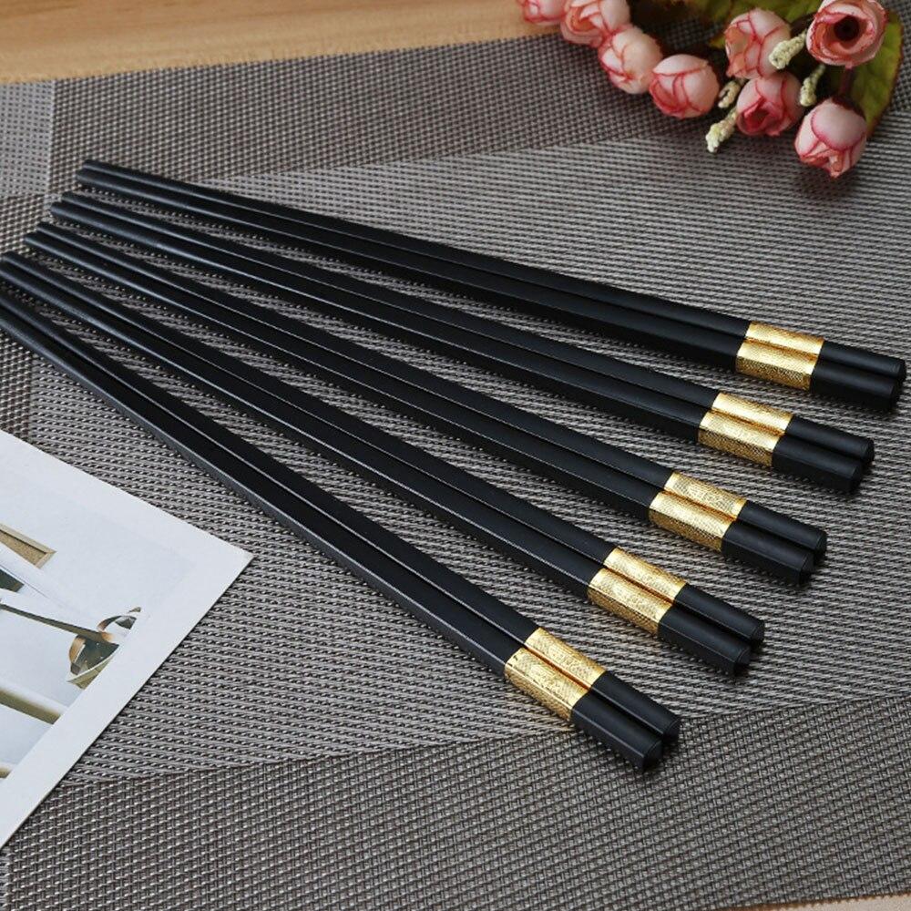 Купить палочки для еды из японского сплава нескользящая прищепка суши