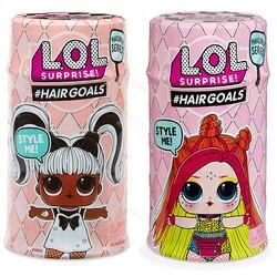 Куклы-сюрпризы LOL, милый мультяшный мяч «сделай сам», игрушки для кукол Lols, аксессуары для платья, игровой домик, детские игрушки для девочек,...
